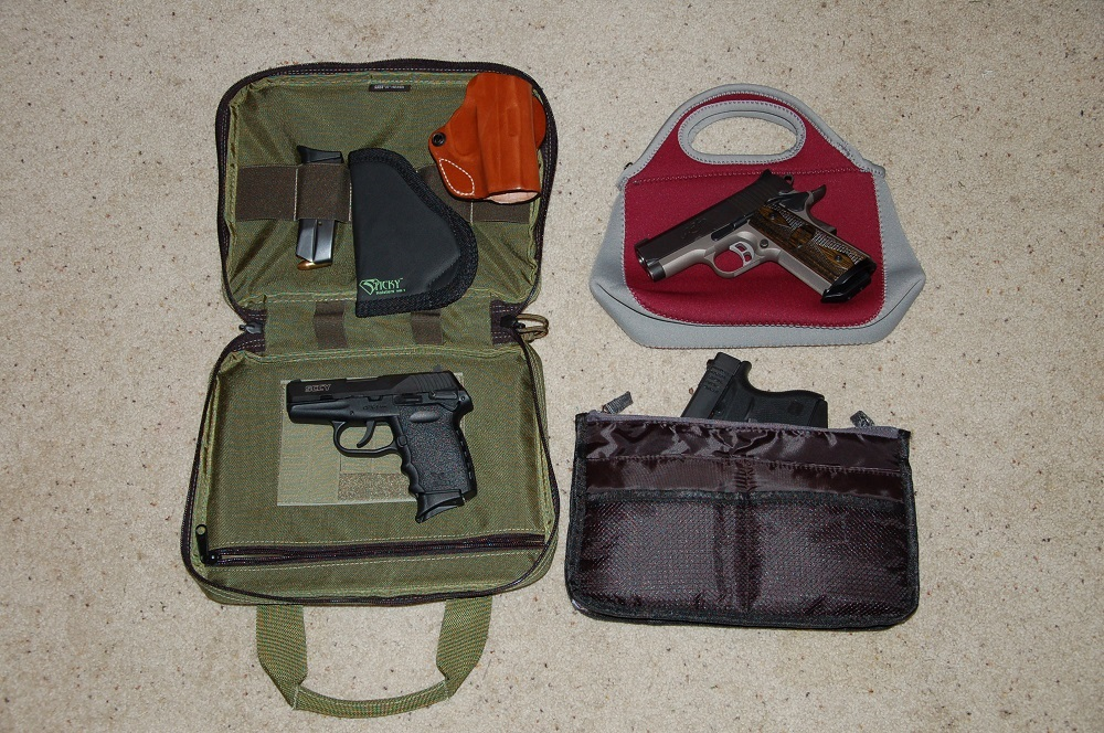 Small Concealment Bags/Cases