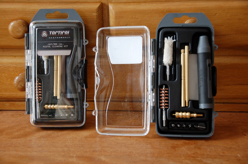 Review: Tactical Performance Gun Cleaning Kits