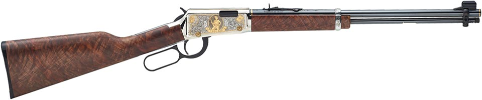 Henry Produces Its One-Millionth Lever Action .22 rifle