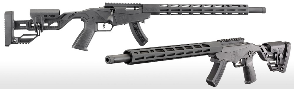 Ruger's Latest Precision Rifle is a Rimfire