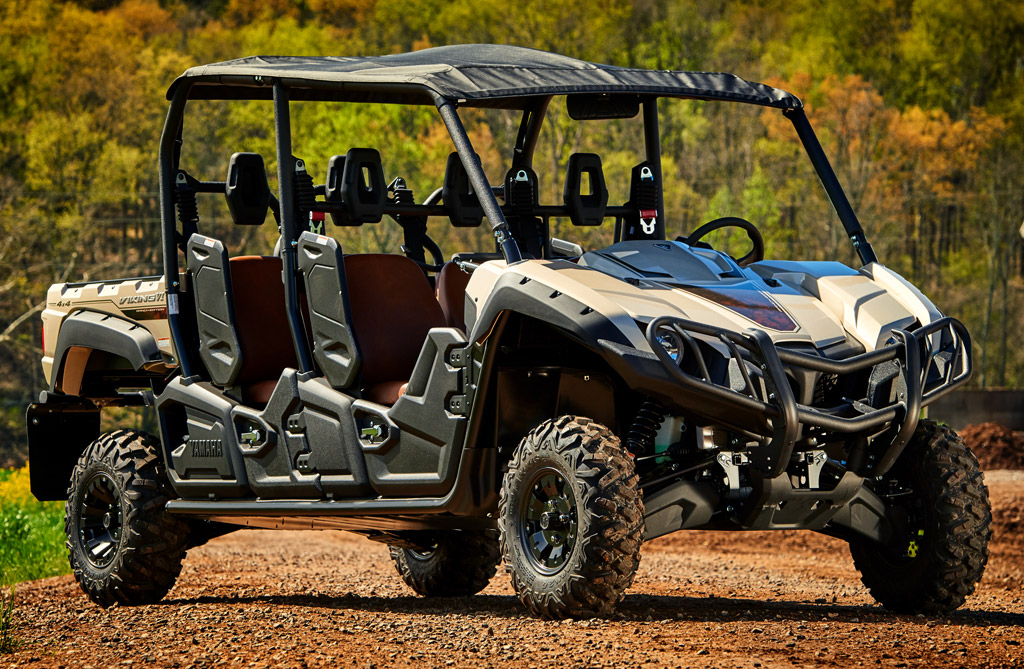 yamaha viking vi ranch edition