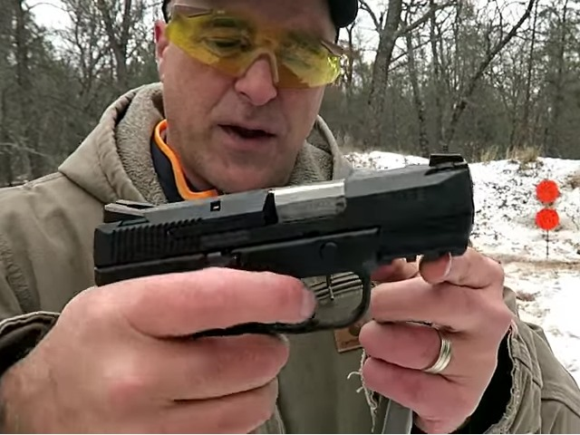 Range Review: Ruger American Compact 9mm