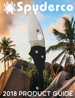 So Many Spydercos: The 2018 Catalog