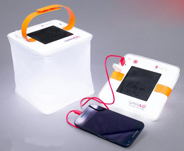 Review: LuminAID PackLite Max Solar Light & Phone Charger