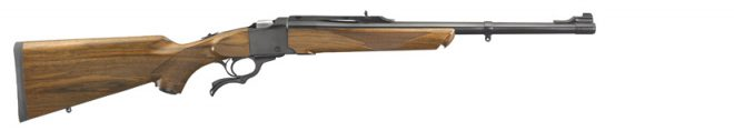 Ruger no. 1 rifle