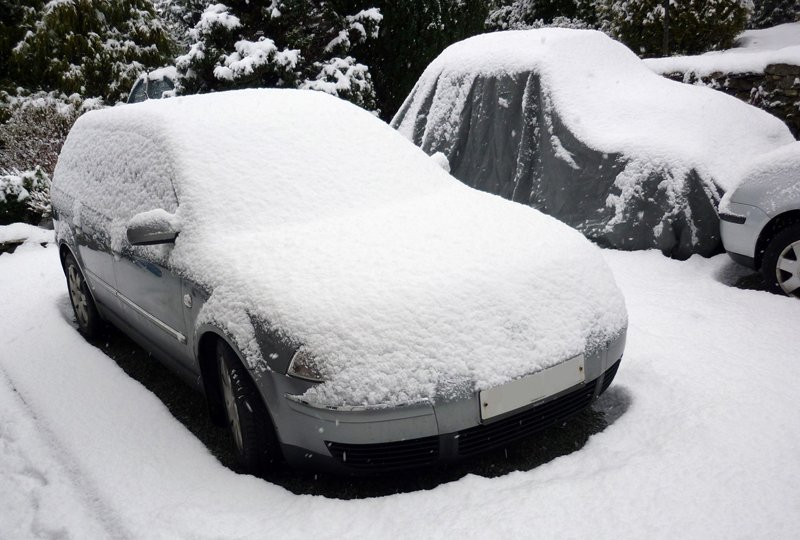 Cold Weather? Don't Warm Your Car Engine!