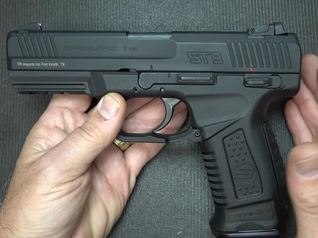 Watch: Sarsilmaz ST9 9mm Pistol Review