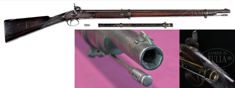 Watch: A Confederate Sniper Rifle That Shoots Hexagonal Bullets