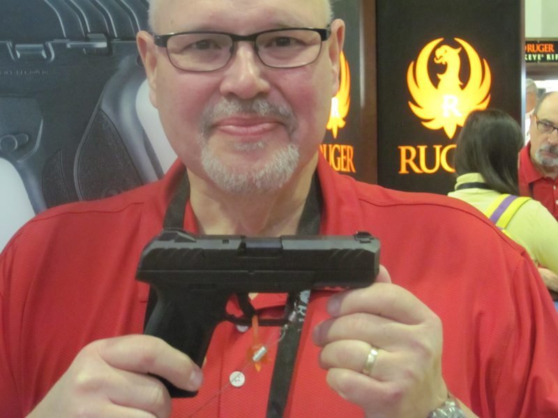 The Ruger Security 9 Pistol at the 2018 SHOT Show