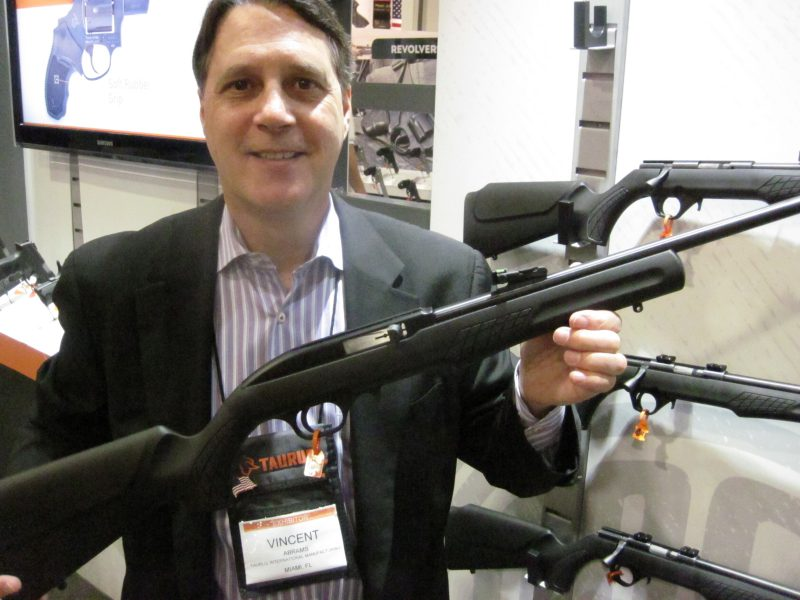 Rossi Rimfire Rifles at the 2018 SHOT Show