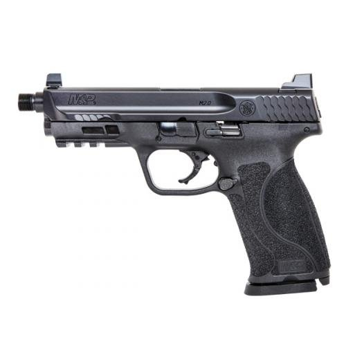 S&W M&P 9 M2.0 With Threaded Barrel (Photo by S&W)