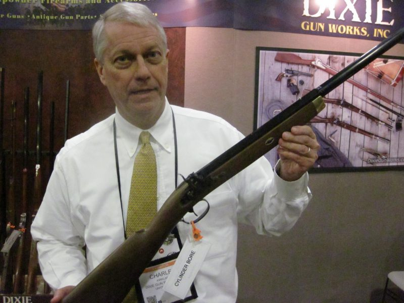 Dixie Gun Works Percussion Shotgun at 2018 SHOT Show
