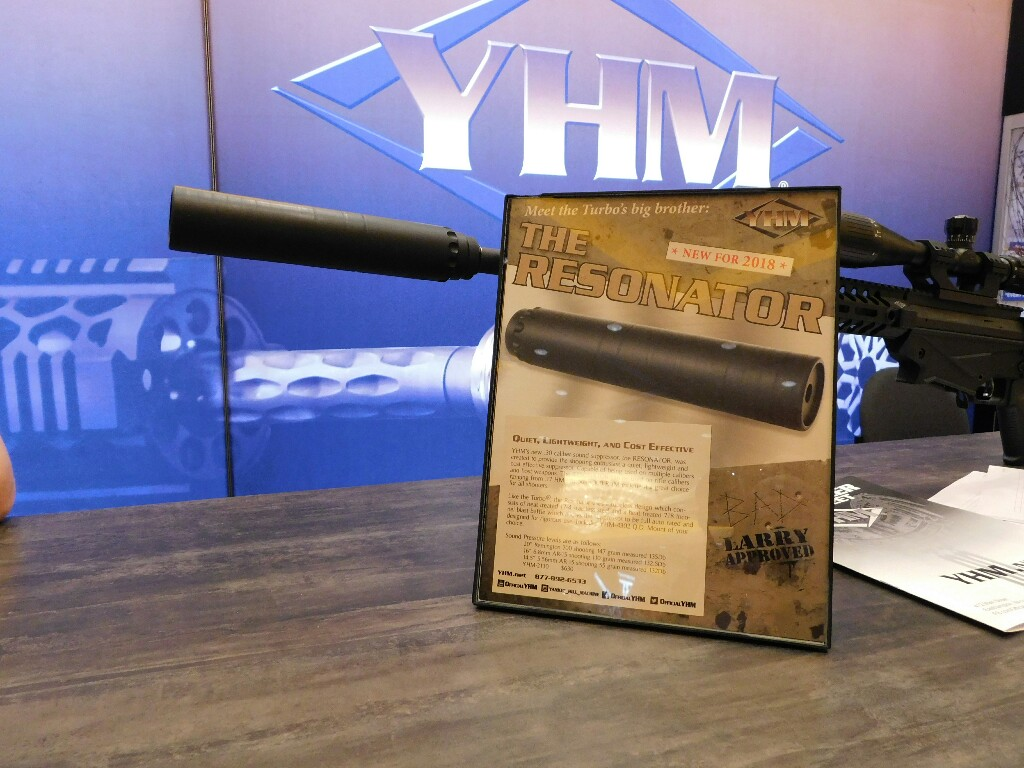 Yankee Hill Announces New Silencer for 2018