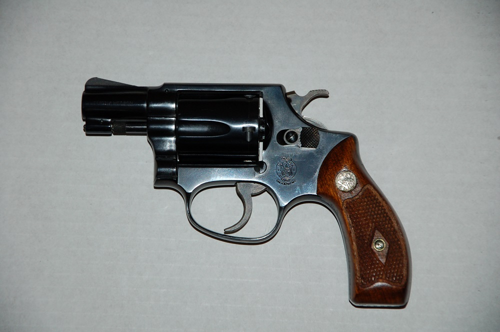 The Smith and Wesson Model 36