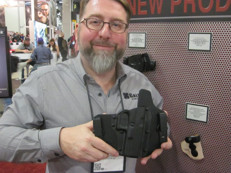 New Holsters From Galco Gunleather at the 2018 SHOT Show