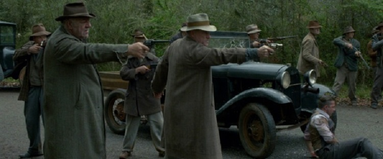 The Guns of the Movie Lawless