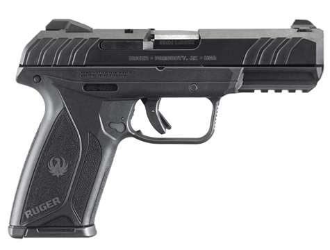 Ruger Security 9 (Photo by Sturm, Ruger & Co., Inc.)