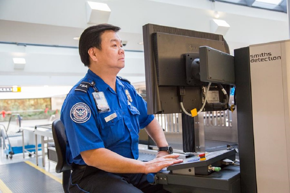 Ex-Governor Busted by TSA