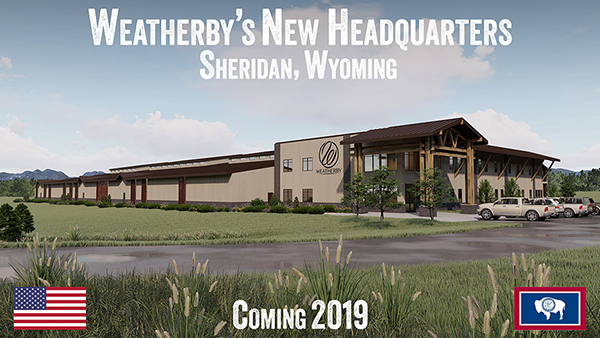 Weatherby Firearms Moving to Wyoming