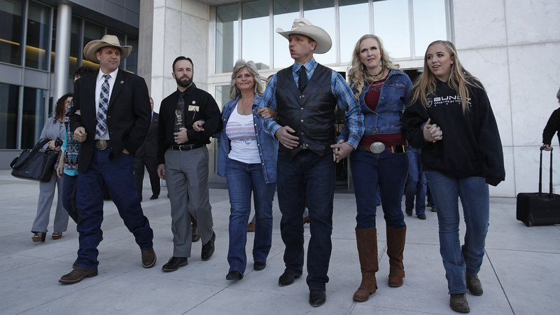 The Cliven Bundy Case is Over
