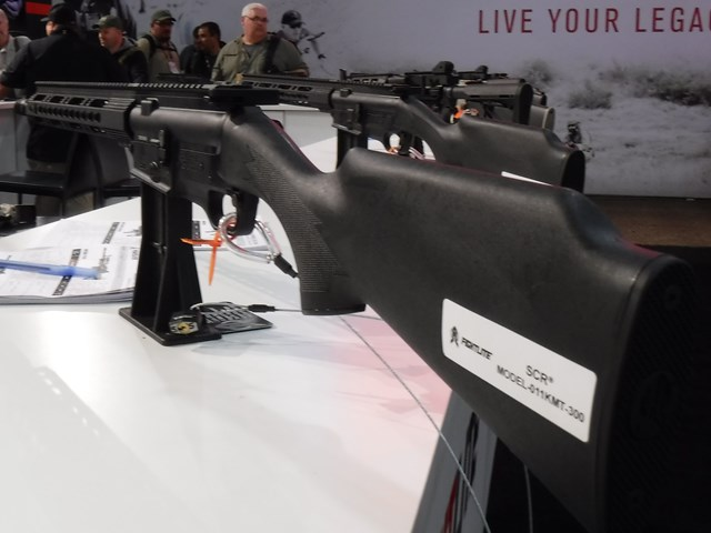 FightLite Industries At SHOT Show 2018
