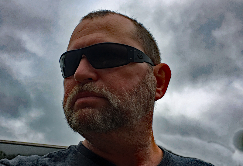 New GatorZ 'Magnum Z' Glasses at SHOT Show Range Day