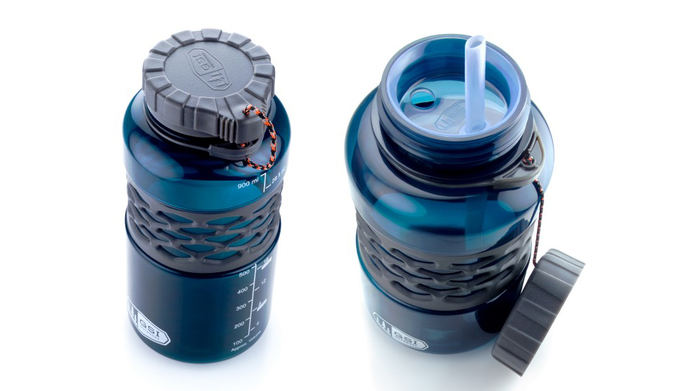 Review: GSI Outdoors 1-Liter Infinity Dukjug Water Bottle