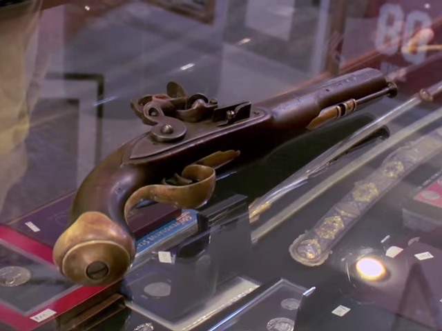 Watch: This Antique Handgun Ain't So Antique