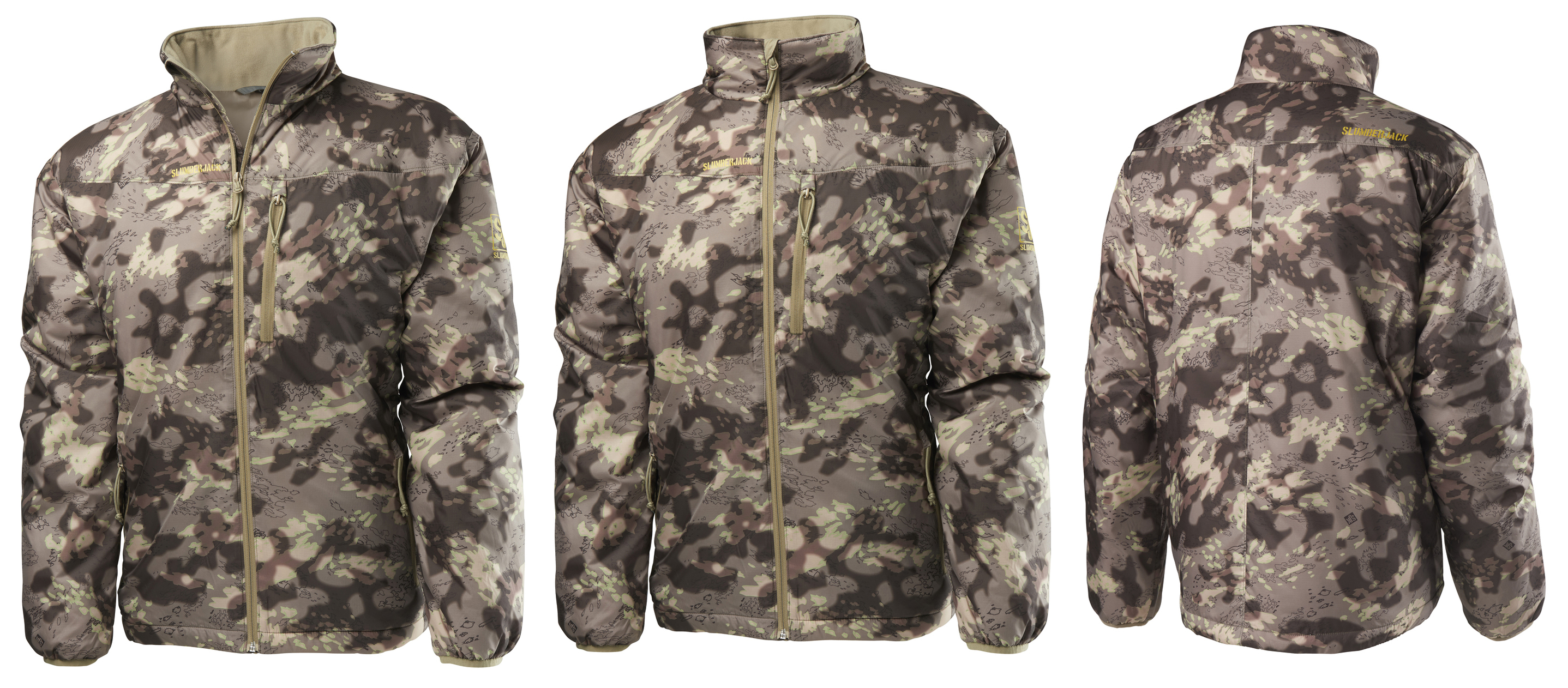 Review: Slumberjack Grit Jacket in DST Camo