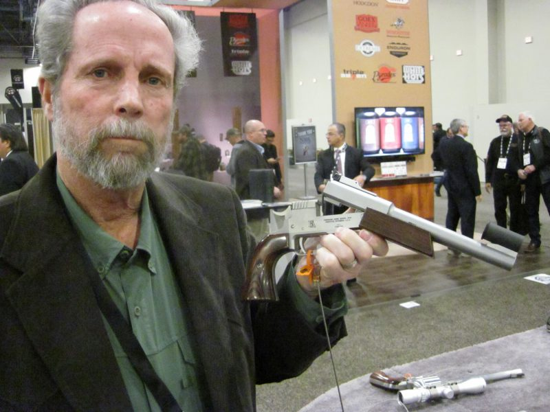 Freedom Arms Offers New Calibers for the Model 2008