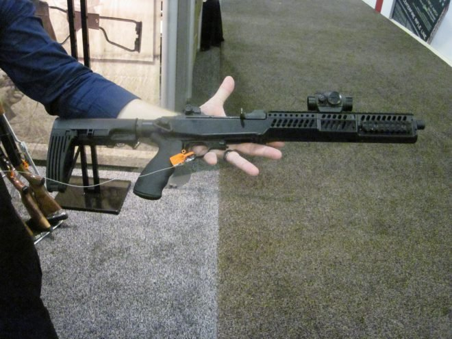 New M1 Carbine Variants From Inland Manufacturing at the