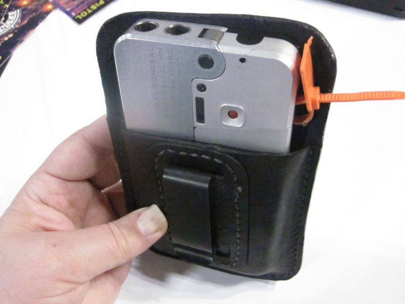 More Info on the Ideal Conceal Cell Phone Pistol