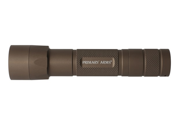 Primary Arms Compact Weapon Light FDE (800 Lumens) GENIV