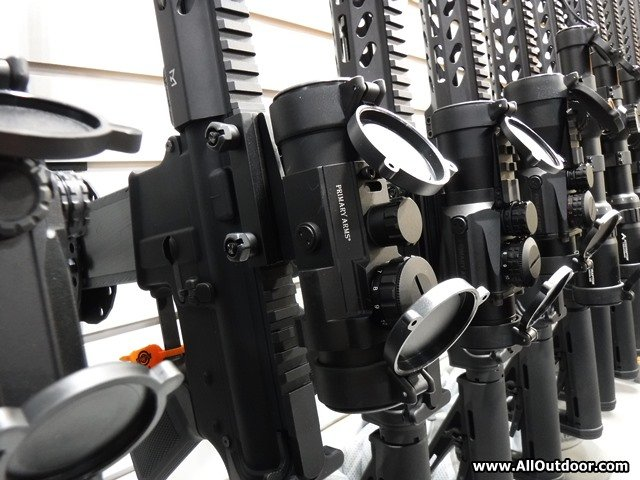 Washington Sheriffs Won't Enforce New Anti-Gun Laws