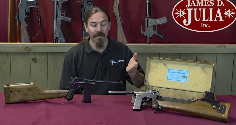 Watch: Astra 902 Mauser Lookalikes