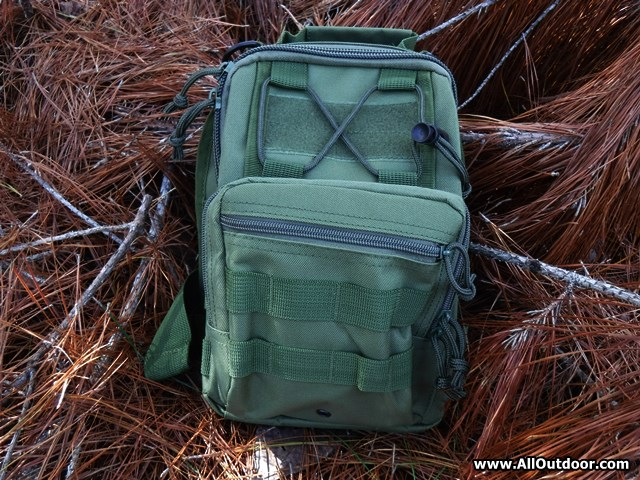 Low Cost Survival Gear: $11 Sling Pack Review