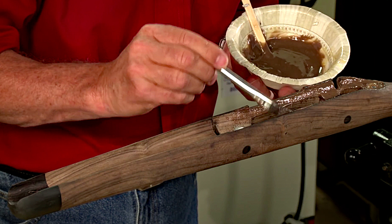 Watch: How to Glass Bed a Rifle Stock