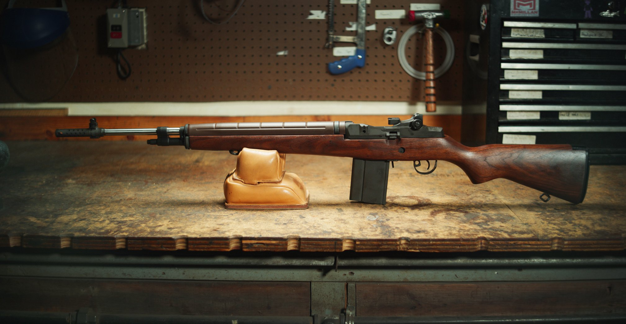 Springfield Armory Celebrates the Legendary M1A Series with a Behind-the-Scenes Video