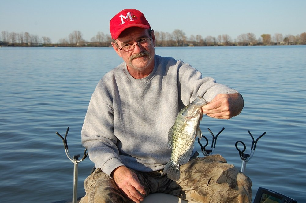Prepping for Spring Crappie Fishing