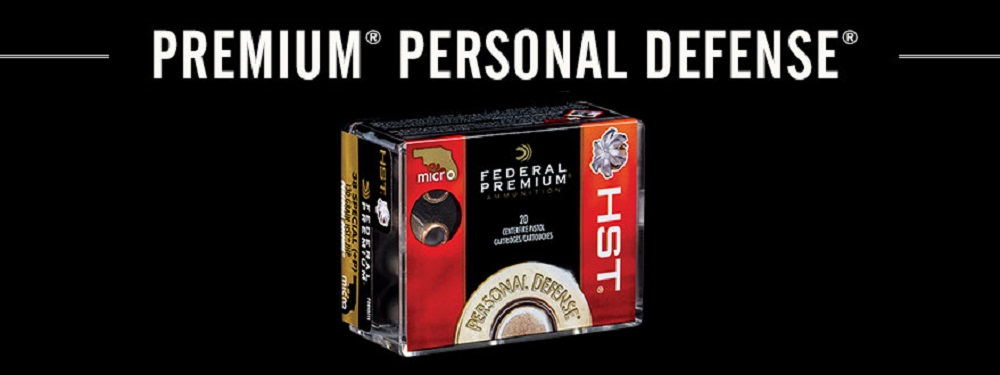 Federal's New .38 Special +P HST