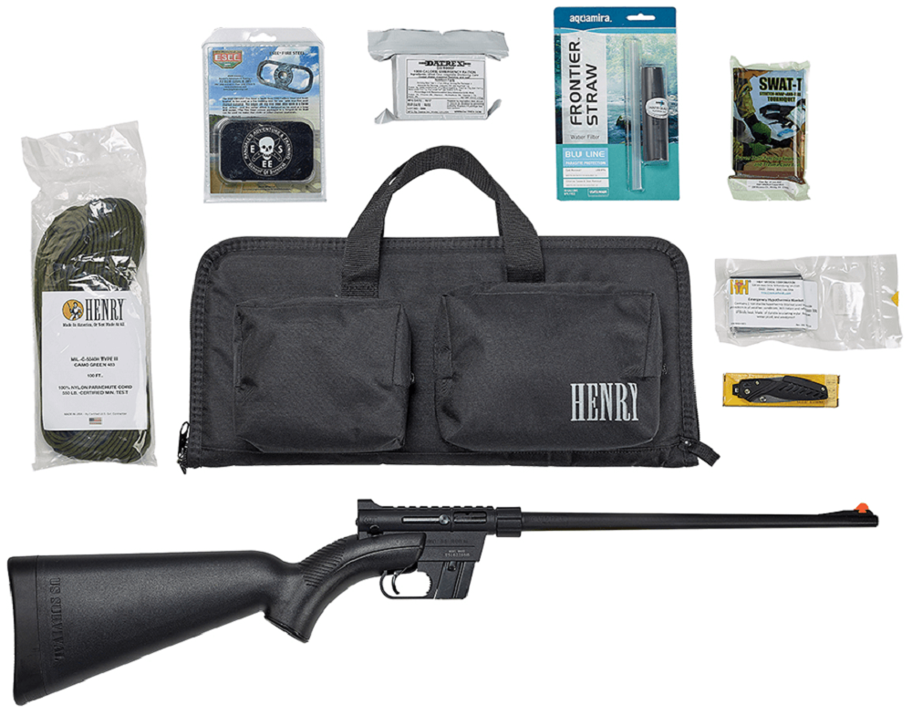 Review: The Henry U.S. Survival Rifle & Pack