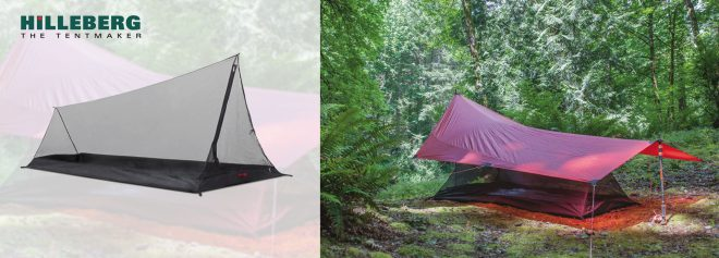 The Hilleberg Mesh Tent 1 backcountry c&ing shelter. & 5 of the Best Lightweight Tents for Backcountry Camping u2013 2018 ...