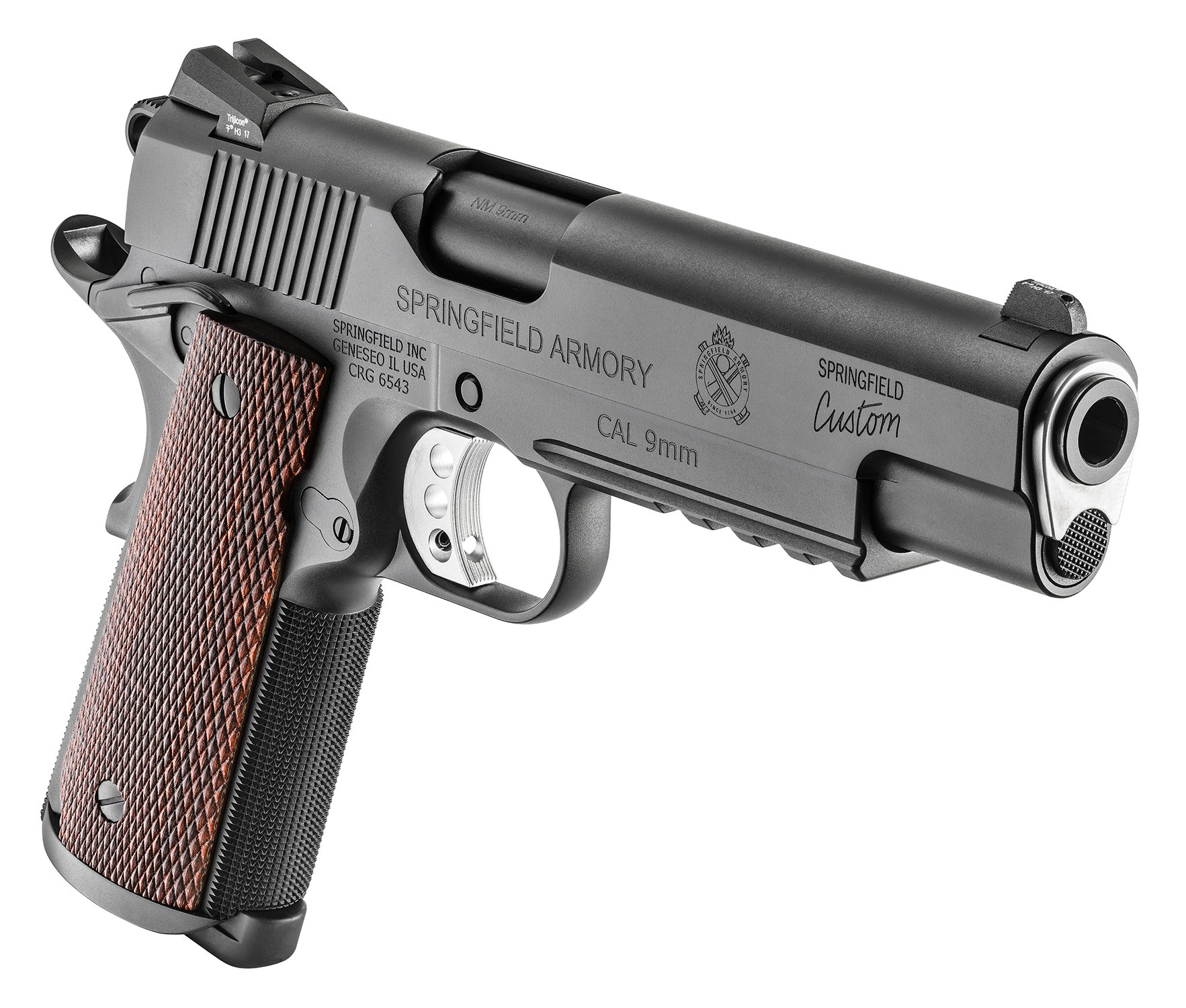 Springfield Armory Announces Professional 9mm with Behind-the-Scenes look at Custom Shop
