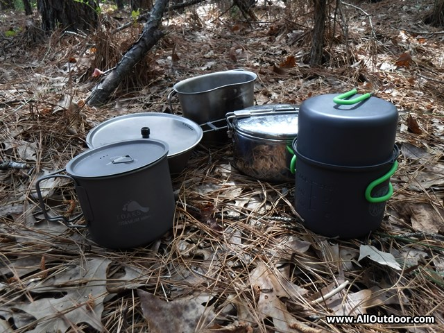 Five Things To Look For In a Hiking Cook Pot