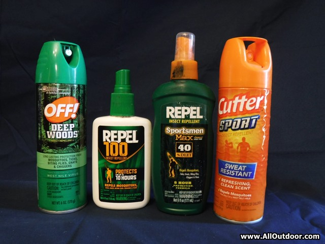 How Much DEET Should Insect Repellents Contain?