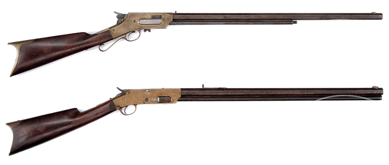 Watch: 1870s Non-Lever-Action Repeating Rifles by Orville Robinson