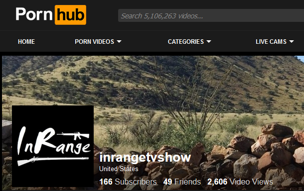 As YouTube Purges Gun Videos, Shooters Move to… Pornhub??