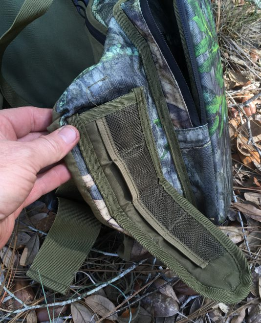Mouth call organizer. It folds up and has a magnetic closure. (Photo © Russ Chastain)