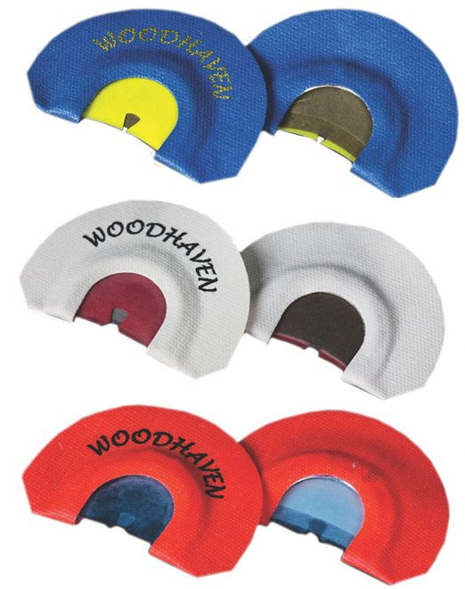 Diaphragm calls by Woodhaven.