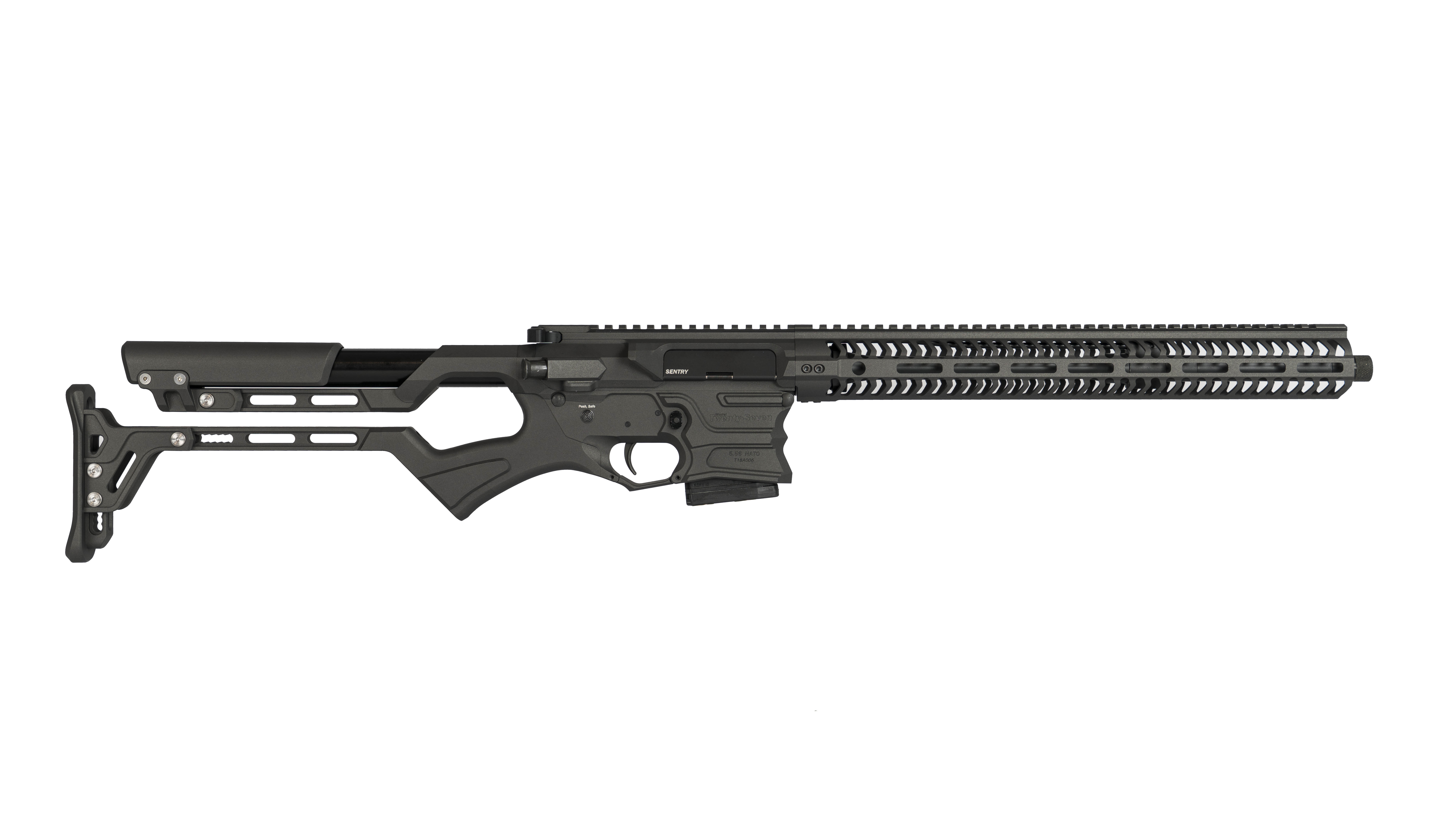 Any-State Compliant AR-15 from Cobalt Kinetics